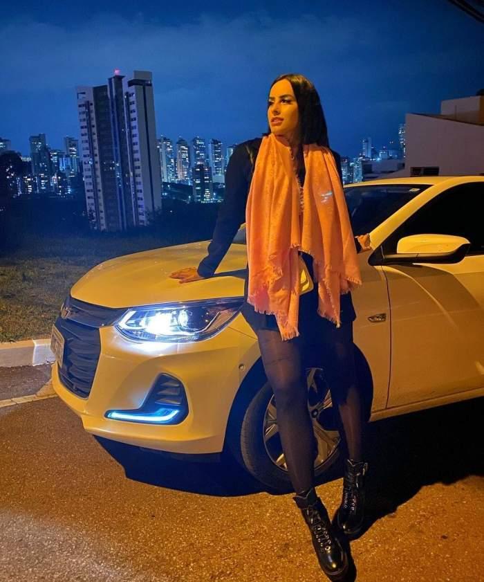 """O influenceriţă de 22 de ani, din Brazilia, a murit într-un grav accident de motocicletă. Fanii sunt în stare de șoc după ultima sa postare: """"Viața e scurtă, să fim nebuni"""""""