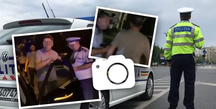 VIDEO / Polițist acuzat că a amenințat cu pistolul un martor care filma cum era favorizat un suspect / Imagini incredibile
