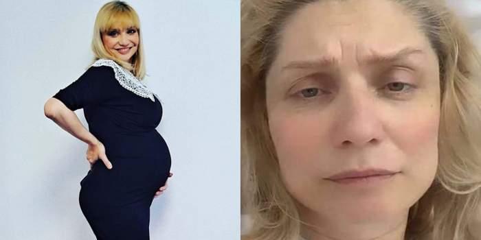 cristina cioran colaj ea gravida in spital