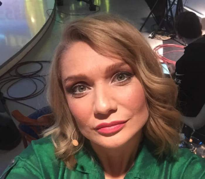 cristina cioran selfie