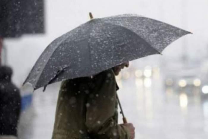 ANM a emis alertă de vreme severă în mai multe județe. Vântul va ajunge până la 100 de kilometri pe oră