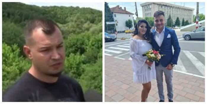 Colaj foto cu frizerul, Natalia și Mihai Beuran