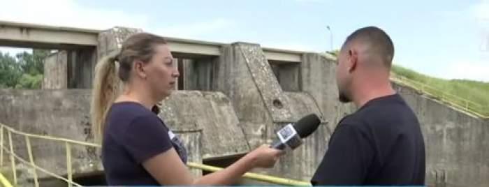 Frizerul, interviu la Antena 1