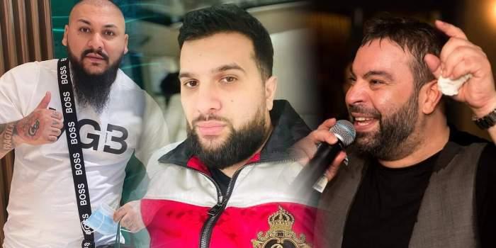 """Florin Salam, atac dur la adresa lui Tzancă Uraganu și Dani Mocanu. """"Stați cuminți cu banii ăia că nu aveți talent"""""""
