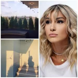 """Alina Eremia s-a mutat la casă nouă. Primele imagini din locuința de lux a artistei: """"E absolut minunat"""" / VIDEO"""