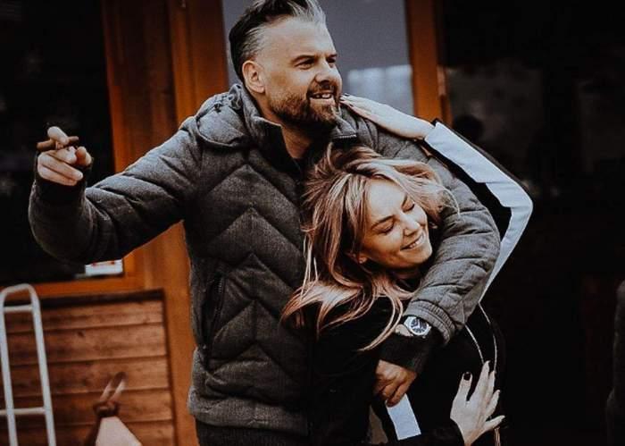 """Unde și când vor pleca Roxana Ionescu și Tinu Vidaicu în luna de miere. """"Mama natură"""" a făcut publice toate detalii din spatele nunții lor de poveste: """"Cel mai frumos moment"""""""