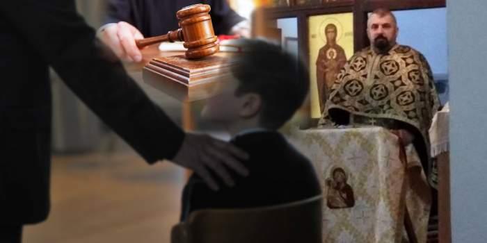 Preotul pedofil, veste cumplită, în pușcărie / Ce s-a întâmplat cu fiul perversului în sutană!