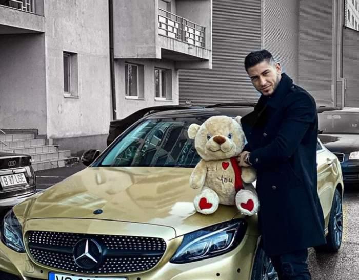 Iubita misterioasă a lui Bogdan Mocanu, sacrificii pentru jumătatea sa. Ce face partenera artistului de când este internat / VIDEO