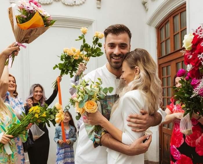 liviu teodorescu si iulia sotia lui