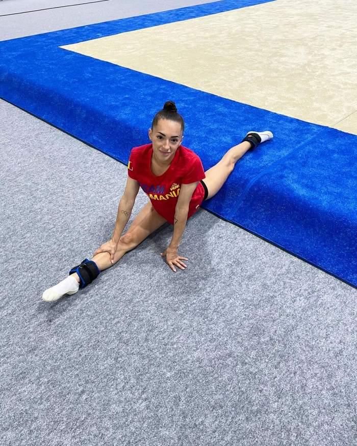 """Larisa Iordache, transportată de urgență la spital direct din sala de antrenamente: """"Cu lacrimi în ochi..."""""""