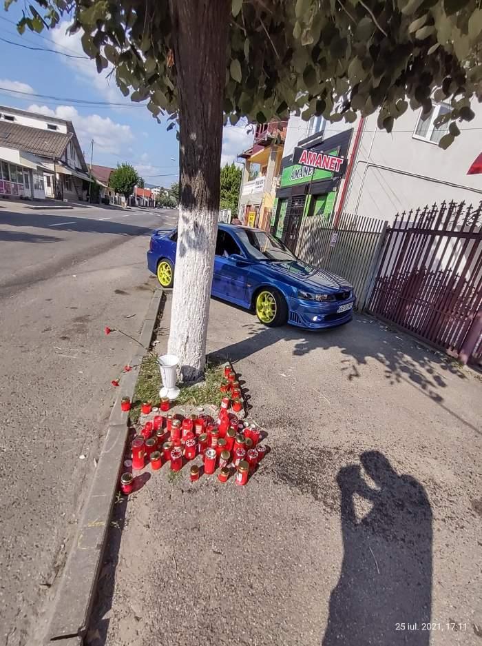 """Prietenii lui Alexandru, tânărul decedat în accidentul din Câmpulung, devastați de durere după moartea sa: """"De ce tu? Nu pot să cred..."""""""
