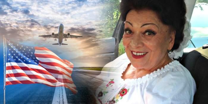 Când și de ce a plecat Maria Ciobanu în SUA. Pe cine are acolo și cum este viața ei la Los Angeles
