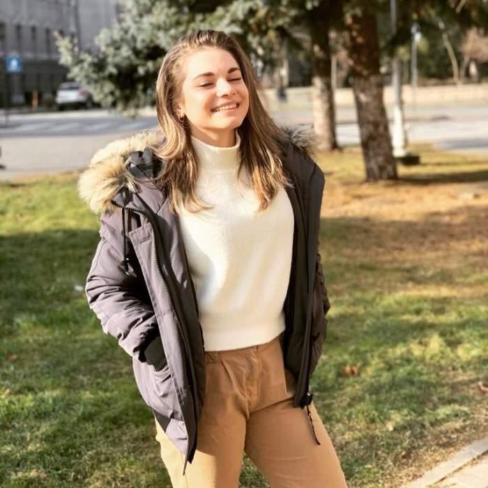 Cine este Maria Holbură, a doua gimnastă din Romania care participă la Jocurile Olimpice 2020 de la Tokyo