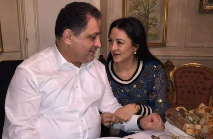 Oana Mizil, agresată de Marian Vanghelie! Soția fostului primar a ajuns la spital / VIDEO