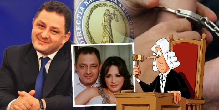 Marian Vanghelie, încă un scandal penal, după ce a fost acuzat că a bătut-o pe Oana Mizil / Ce i-au pregătit procurorii!