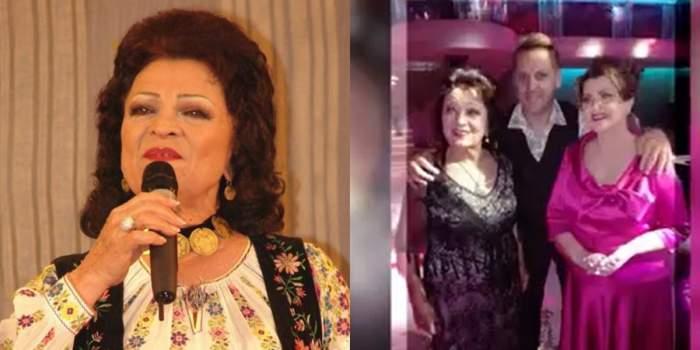 """Maria Ciobanu, invitat special la botezul nepotului Stelianei Sima. Cum au reacționat cei prezenți când au văzut-o: """"Piele de găină"""" / VIDEO"""