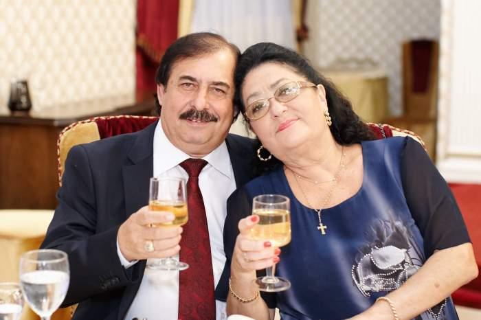 Nicolae și Lidia Botgros, împreună, la un eveniment