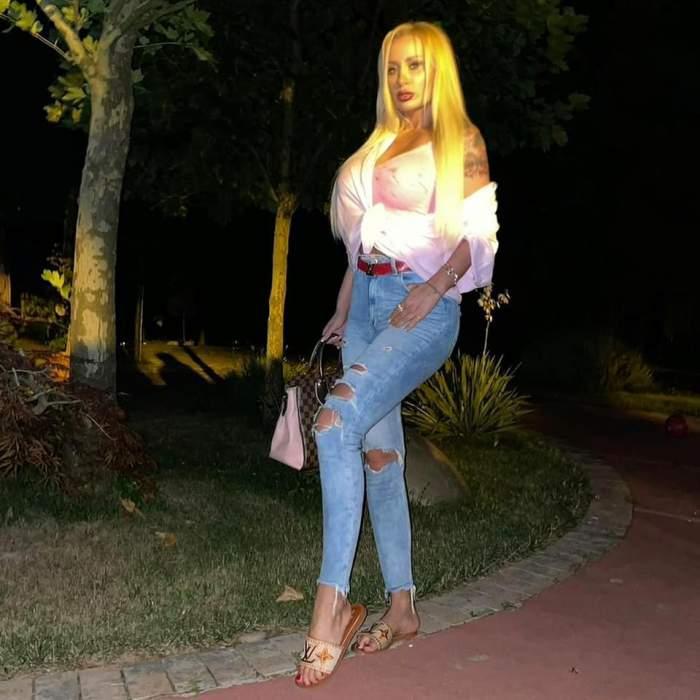 """Agresorul Simonei Trașcă nu se lasă! George o pândește pe blondină la scară zi și noapte: """"Mereu îmi filmează mașina"""" / VIDEO"""