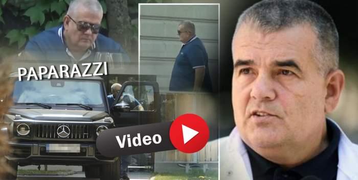 Șerban Brădișteanu, aroganțe pe bani grei alături de prieteni. Cum a fost surprins directorul unui spital public, la volanul unui bolidului său de 180.000 de euro / PAPARAZZI