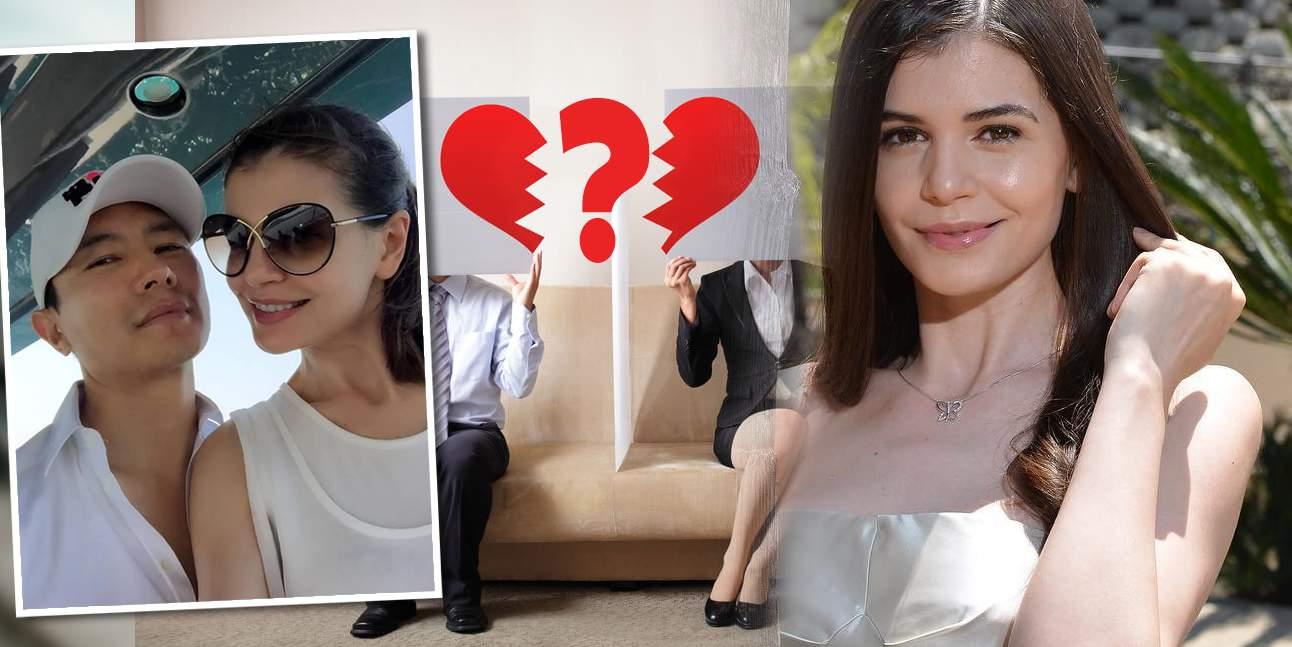 Mai formează sau nu Monica Gabor un cuplu cu Mr. Pink? Ce detaliu sugerează ruptura dintre cei doi