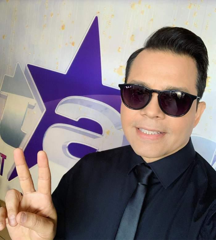 """Jean de la Craiova vrea să renunțe la muzică pentru a fi om de televiziune? Manelistul, declarații exclusive la Antena Stars: """"Acum, dacă am alte resurse..."""" / VIDEO"""