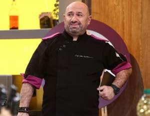 """Ce dietă-minune ține chef Cătălin Scărlătescu, chiar și după ce a slăbit: """"Încă mănânc cartofi prajiți"""""""