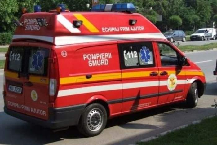 Un copil de doar un an, din Bihor, a murit după ce s-a înecat cu o bomboană. Părinții au luat la bătaie echipajul SMURD