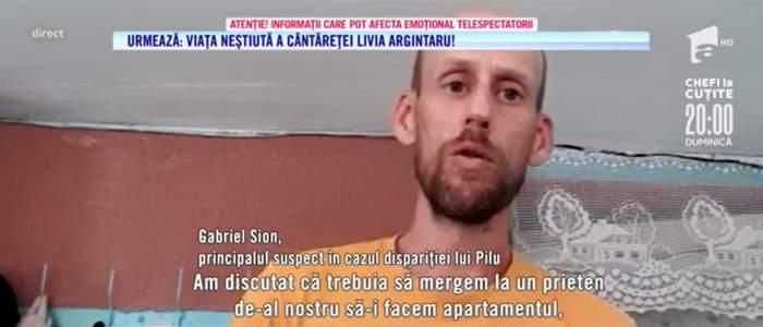 Acces Direct. Primele declarații ale lui Gabriel, prietenul acuzat de uciderea lui Pilu. Ce spune tânărul, după ce polițiștii au demarat căutările