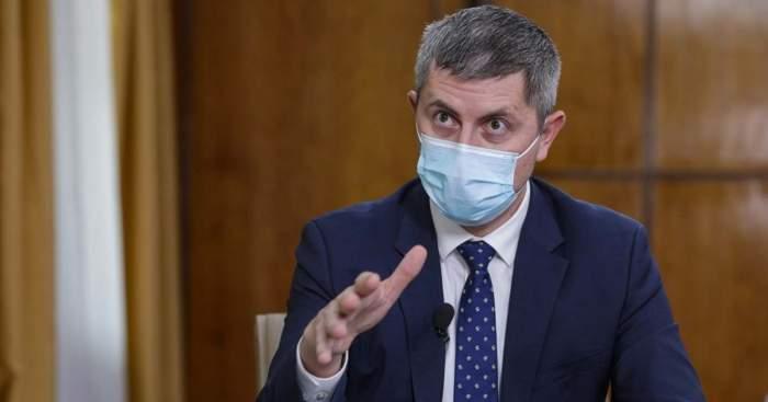"""Dan Barna, anunț de ultimă oră pentru românii nevaccinați: """"Mesajul este foarte clar..."""""""