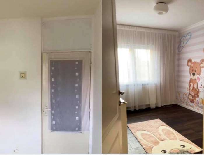 """Cum arăta camera în care locuia Vlăduța Lupău în copilărie. Interpreta și-a transformat total apartamentul: """"Ați văzut în ce hal..."""" / GALERIE FOTO"""