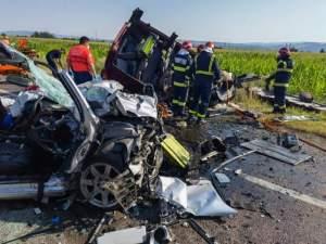 Ele sunt cele patru femei ucise în accidentul din Băcău! Se aflau în microbuz în momentul tragediei cu șapte morți