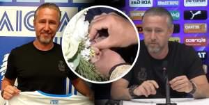 Laurențiu Reghecampf a renunțat la verighetă. Încă o dovadă a rupturii dintre el și Anamaria Prodan / VIDEO