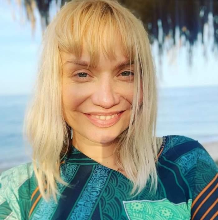 Cum arată mama Cristinei Cioran. Vedeta le-a prezentat-o fanilor pe cea care i-a dat viață / FOTO