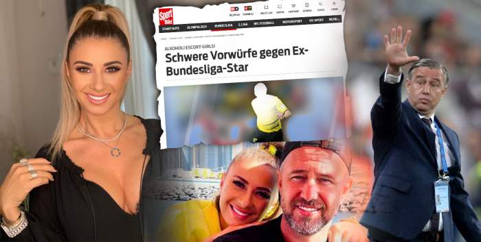 Divorțul dintre Anamaria Prodan și Laurențiu Reghecampf, discutat și în presa din Germania