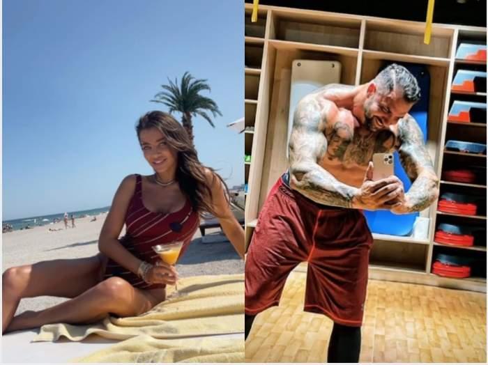 Oana Marica a confirmat că este în vacanță cu Alex Bodi! Filmulețul pe care l-a postat cu celebrul afacerist vorbește de la sine / VIDEO