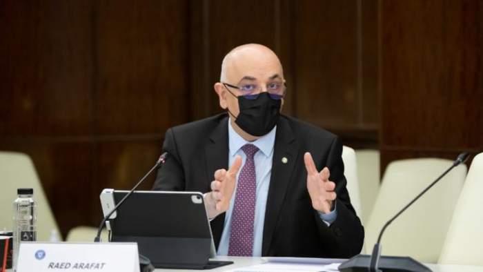 """Raed Arafat dă vina pe influencerii din România pentru eșecul campaniei de vaccinare: """"Persoane care vorbesc toată ziua"""""""