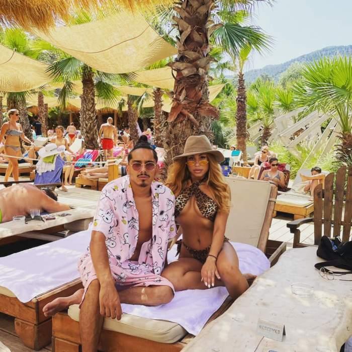 """Roxana Dobrițoiu, vacanță de lux în Grecia. Ce surpriză i-a făcut iubitul care o înșelase: """"A vrut să mă răsfețe"""" / VIDEO"""