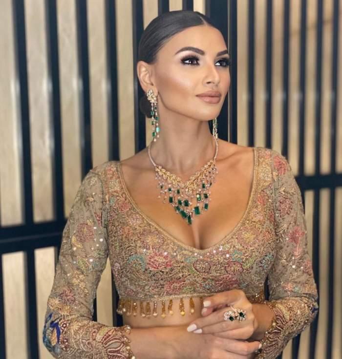 """Ce spune Ramona Gabor despre afaceristul arab cu care a fost surprinsă. Declarațiile exclusive ale divei spulberă orice mister: """"Este absolut normal"""""""