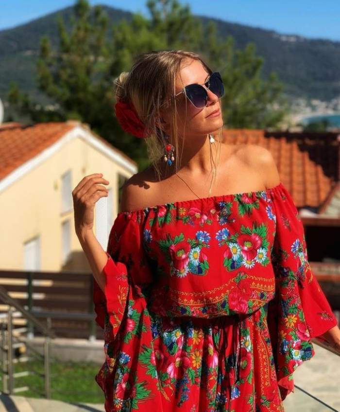 """Cu ce se ocupă Sylvia Sîrbu de când a plecat din România. Fosta soție a lui Andrei Ștefănescu locuiește de ani buni în Ibiza: """"Nu dansez în cluburi"""""""