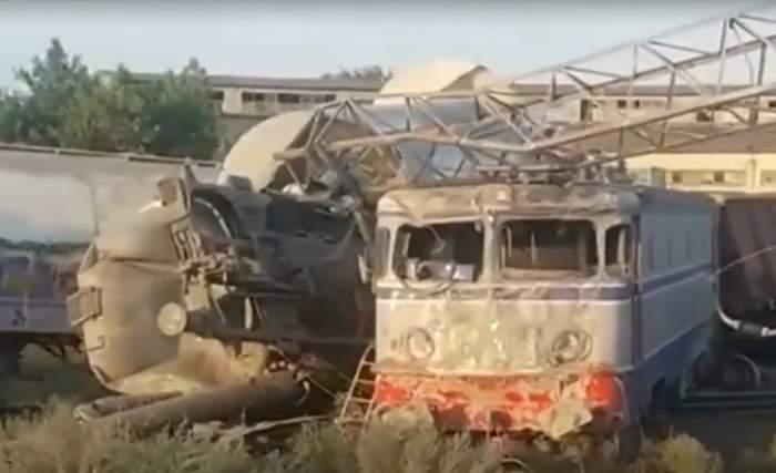 accident feroviar fetesti