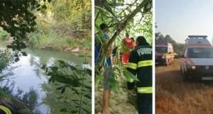 Tragedie sfâșietoare pentru o familie din Gorj! Copilul, mama și bunicul s-au înecat în râul Motru / FOTO