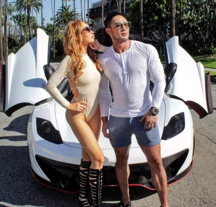 Xonia și iubitul milionar s-au împăcat! Artista a luat primul avion și a zburat în brațele afaceristului / FOTO