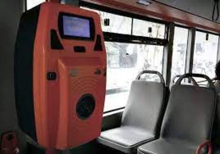 Taxatorul din autobuz