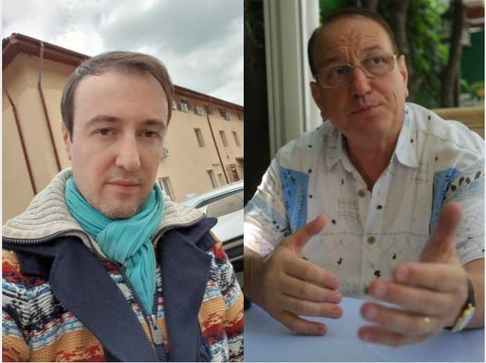 """Călin Geambașu, acuzații noi la adresa tatălui său. Artistul a scris un mesaj pe internet referitor la părintele lui: """"O nulitate"""""""