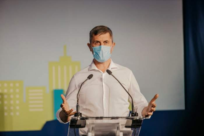 """Dan Barna, despre măsurile luate pentru populația nevaccinată: """"Nu există un drept al omului pentru a-i infecta pe ceilalți"""""""