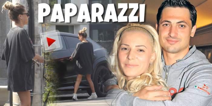 Viviana Rădoi a comis-o din nou în trafic! Iată ce a mai făcut soția selecționerului și de această dată / PAPARAZZI
