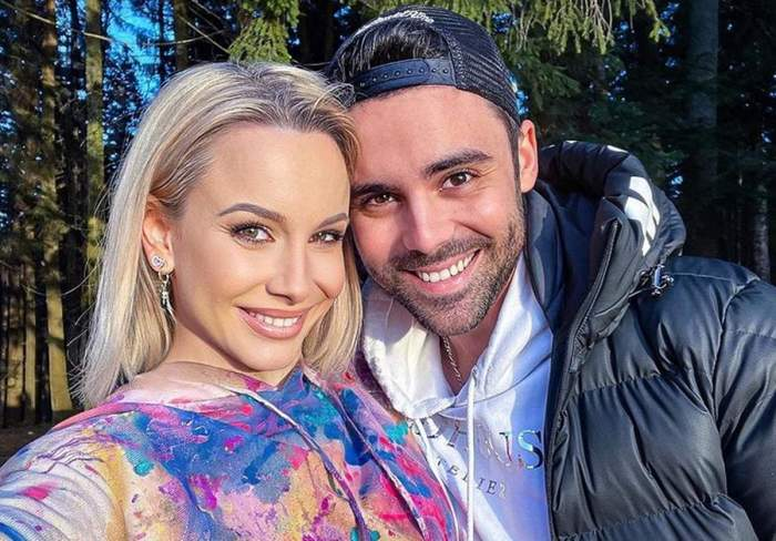 Sandra Izbașa, nuntă în mare secret alături de Răzvan Bănică! Cei doi și-au unit destinele într-un cadru de vis / VIDEO