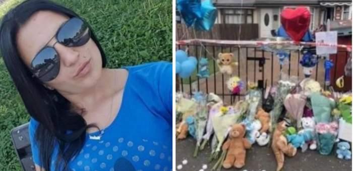 O româncă stabilită in Belfast este acuzată că și-a înjunghiat copiii. Bebelușul de opt luni a murit, iar surioara lui este în stare gravă la spital
