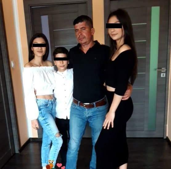 El este bărbatul ucis la Corbu! Criminalul de 29 de ani a violat-o pe una dintre fiicele victimei, iar pe ceilalți doi copii i-a legat în baie