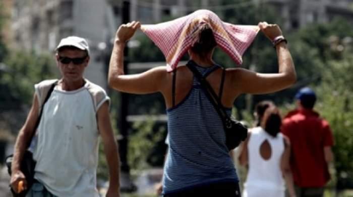 Un val de caniculă lovește din nou România! Cum arată prognoza meteo pentru următoarele zile